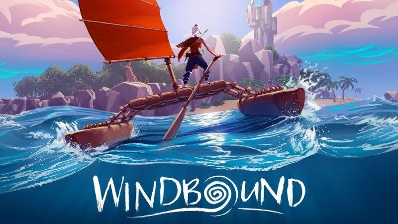 Трейлер к выходу Windbound на PS4
