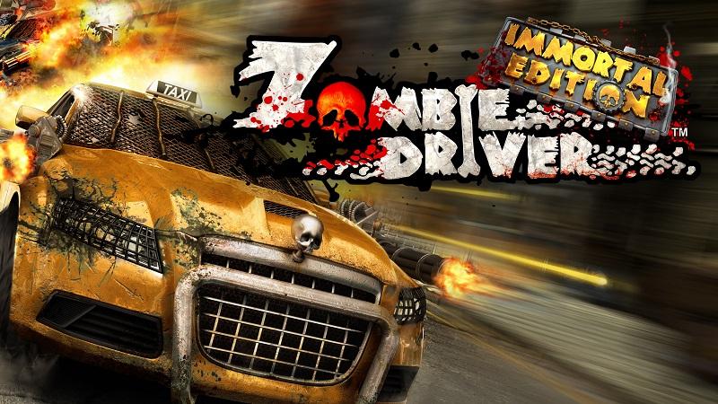 Трейлер к выходу Zombie Driver Immortal Edition на PS4