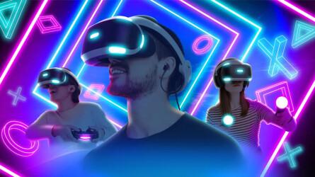 Патент Sony: Совместная игра с VR-игроком