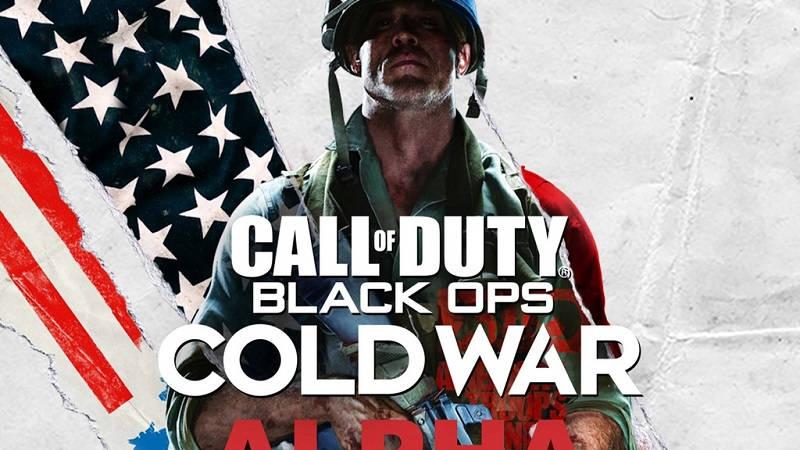 В PS Store стала доступна альфа-версия Call of Duty: Black Ops Cold War для PS4
