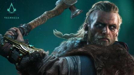Сюжетный трейлер Assassin's Creed Valhalla