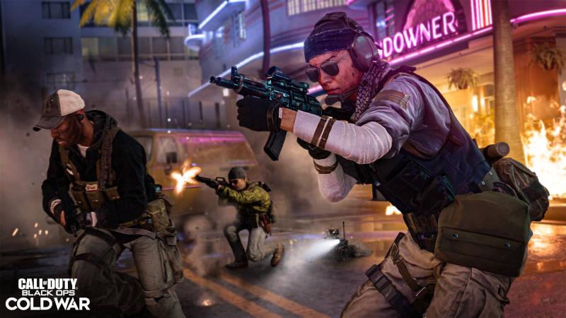 Трейлер и детали многопользовательского режима Call of Duty: Black Ops Cold War