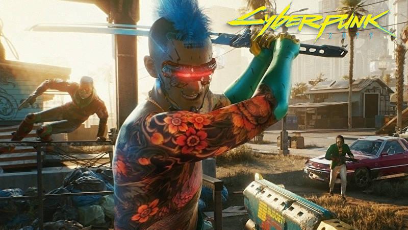 Новый трейлер Cyberpunk 2077 — Открытки из Найт-Сити