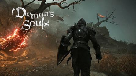 Геймплейная демонстрация ремейка Demon's Souls для PS5