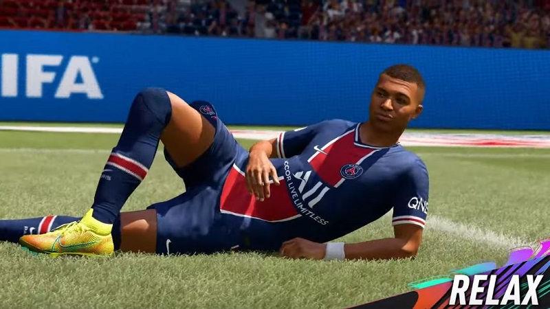 Трейлер FIFA 21 — Эмоции