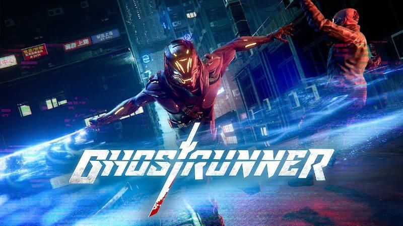 Трейлер к выходу Ghostrunner на PlayStation 4