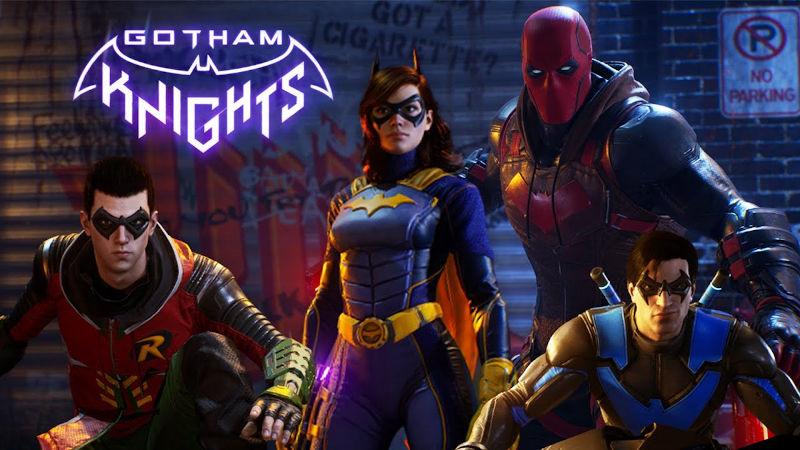 Подробности Gotham Knights — Мир без Бэтмена