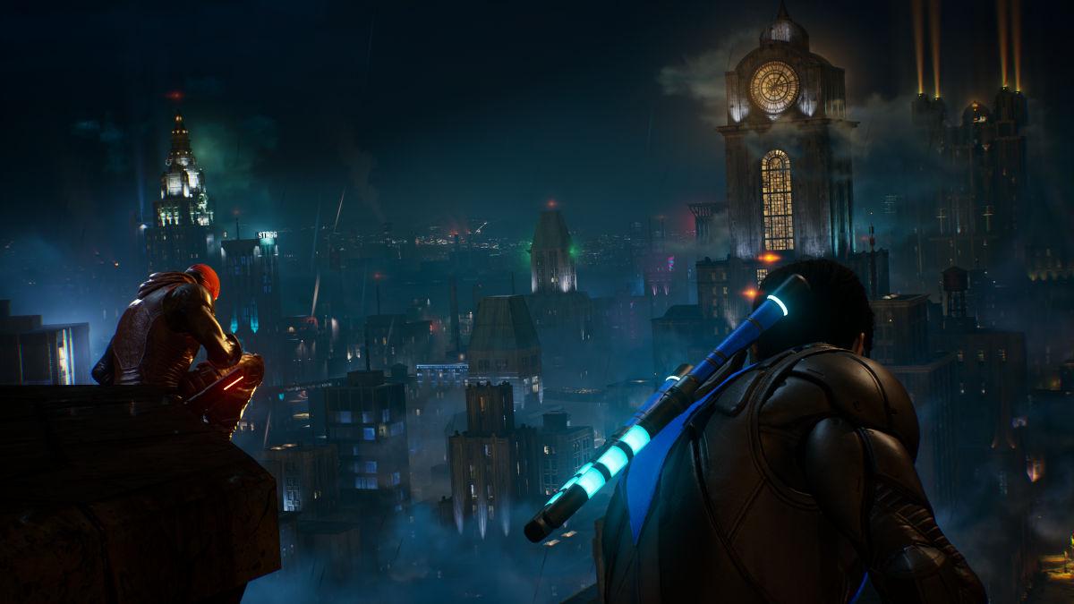 Скриншот Gotham Knights