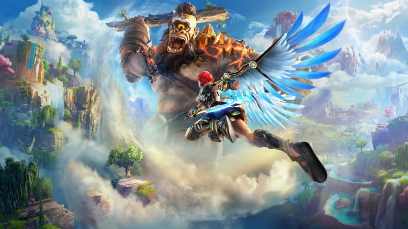 Gods & Monsters сменил название на Immortals Fenyx Rising и получил новый трейлер, а также геймплейную демонстрацию