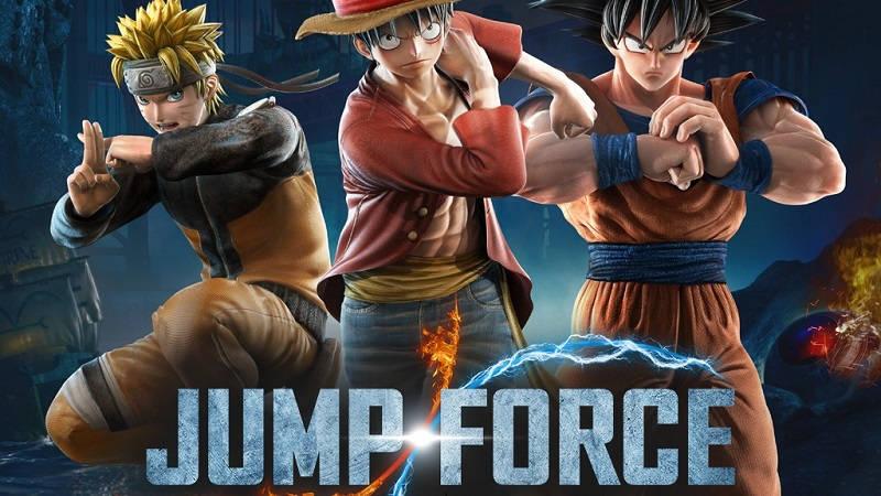Предложение недели в PS Store — Скидка 75% на Jump Force
