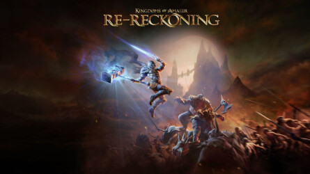 Состоялся выход Kingdoms of Amalur: Re-Reckoning на PS4