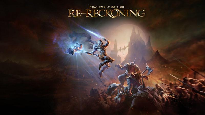 Трейлер к выходу Kingdoms of Amalur: Re-Reckoning на PS4