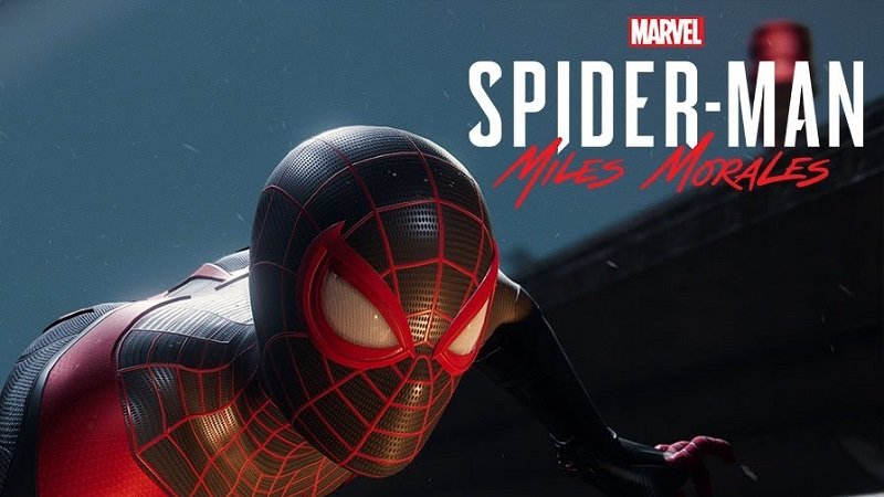 Геймплейная демонстрация Marvel's Spider-Man: Miles Morales для PS5