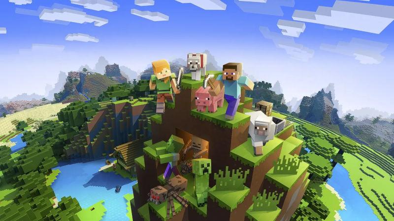 Minecraft скоро получит поддержку PlayStation VR