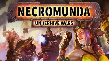 Трейлер к выходу Necromunda: Underhive Wars на PlayStation 4