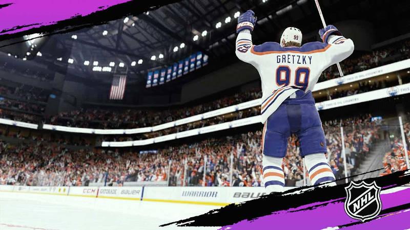 Очередной геймплейный трейлер NHL 21