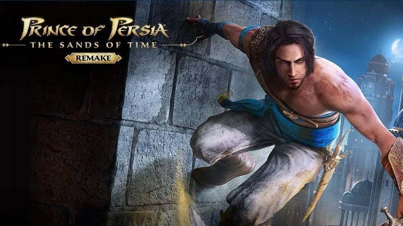 Ремейк Prince of Persia: The Sands of Time готовится к выходу на PS5 и PS4