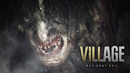 Второй трейлер Resident Evil Village для PS5