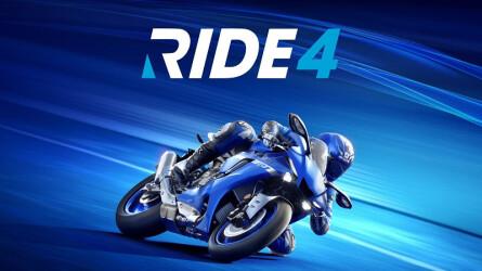 Трейлер к выходу Ride 4 на PS5