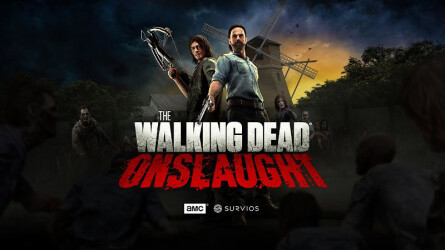 Подробности The Walking Dead Onslaught для PS VR