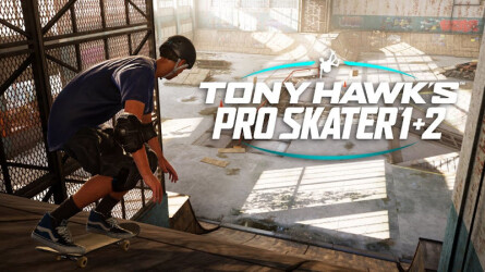 Дневник разработчиков Tony Hawk's Pro Skater 1 + 2