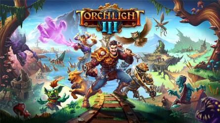Трейлер к выходу Torchlight III на PlayStation 4