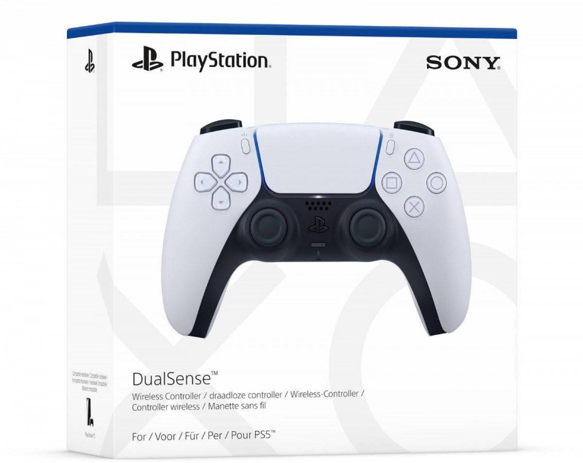Упаковка DualSense