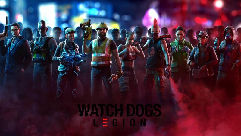 Трейлер Watch Dogs Legion — Вербовка