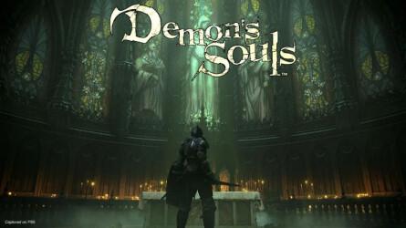 Demon's Souls для PS5: Прохождение на Платину, получаем все трофеи