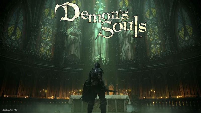 Детали редактора персонажей и фоторежима ремейка Demons' Souls для PS5