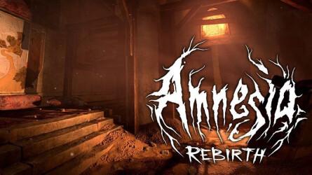 Трейлер Amnesia: Rebirth — Сюжет и окружение