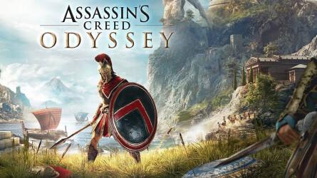 Предложение недели в PS Store — Скидка 75% на Assassin's Creed Одиссея