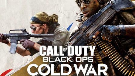 Очередной бета-тест Call of Duty: Black Ops Cold War на PS4