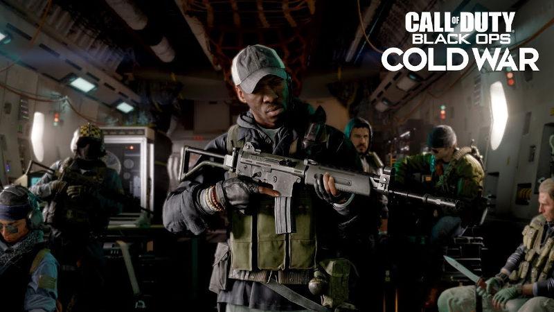 Трейлер беты Call of Duty: Black Ops Cold War для PS4