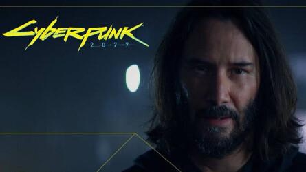 Демонстрация Cyberpunk 2077 — Транспортные средства, Стиль и мотоцикл Киану Ривза