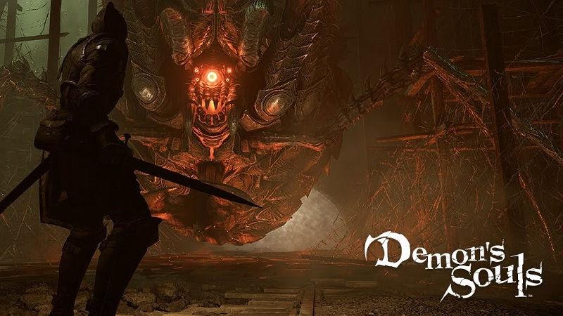 Второй геймплейный трейлер ремейка Demon's Souls для PS5