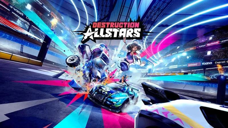 Трейлер к выходу Destruction AllStars на PS5