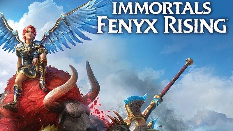 Сюжетный трейлер Immortals Fenyx Rising