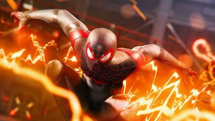 Геймплейное видео Marvel's Spider-Man: Miles Morales — Стелс и схватки