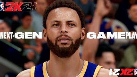 Геймплейный трейлер NBA 2K21 для PlayStation 5