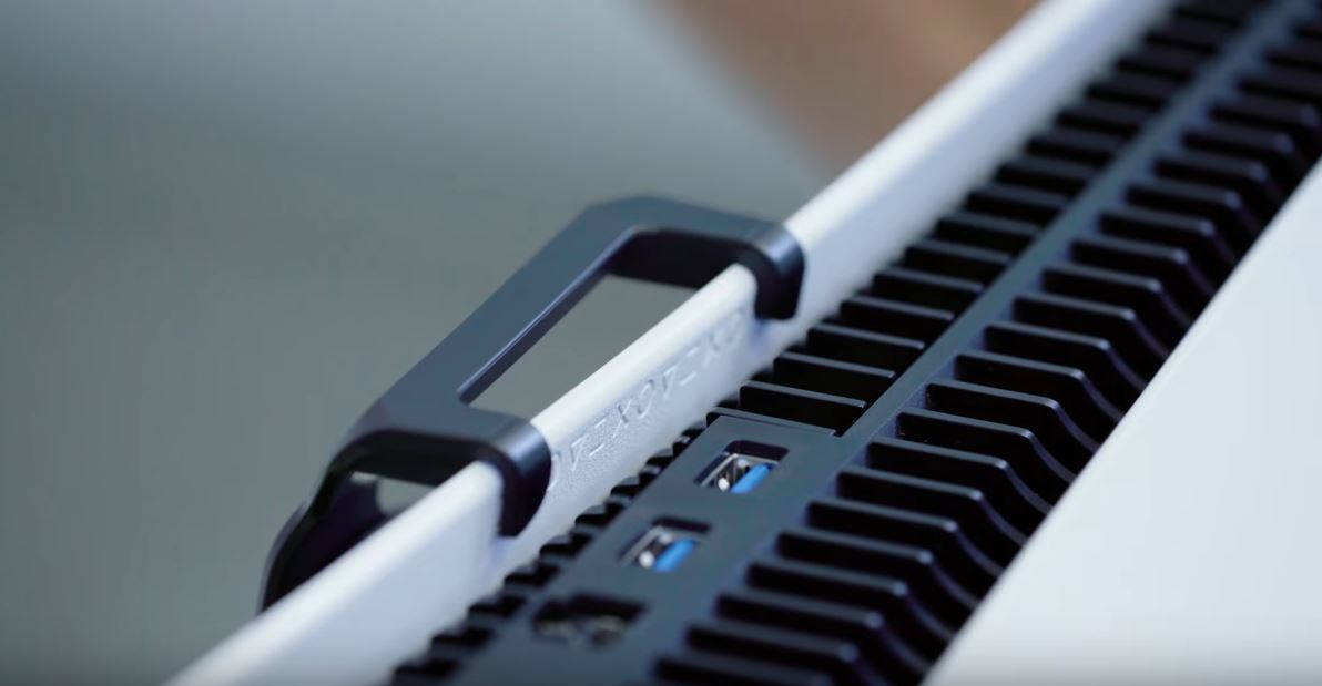 подставка для горизонтального расположения PS5