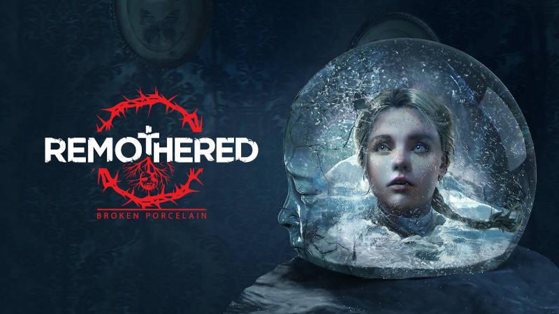 Трейлер к выходу Remothered: Broken Porcelain на PlayStation 4