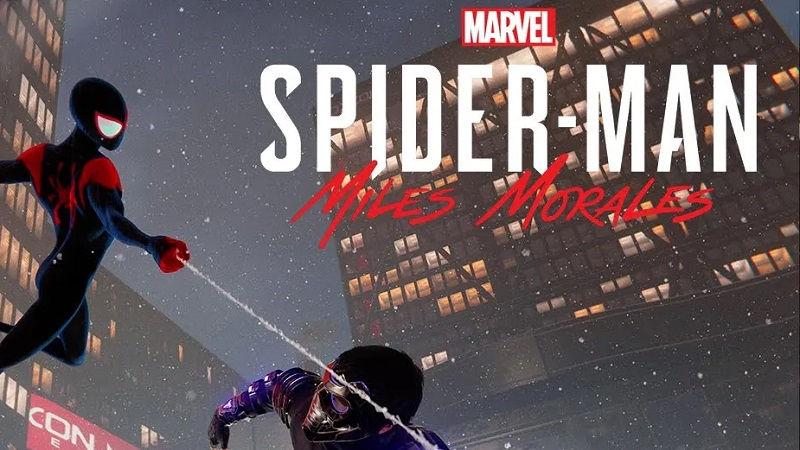 В Marvel's Spider-Man: Miles Morales появится костюм из Spider-Man: Into the Spider-Verse