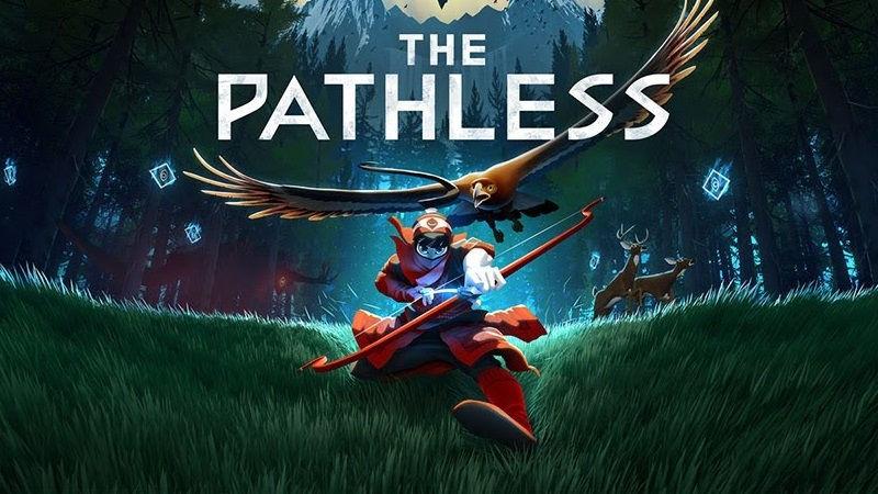 The Pathless выходит на PlayStation 5 уже 12 ноября