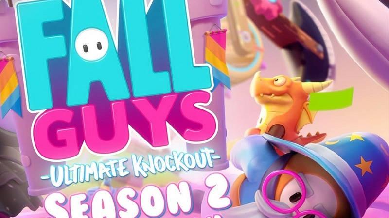 Стартовал второй сезон Fall Guys: Ultimate Knockout