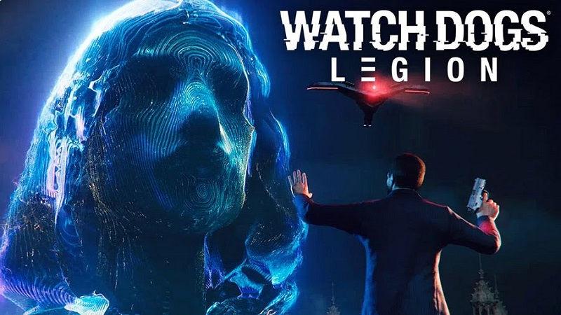 Сюжетный трейлер Watch Dogs: Legion
