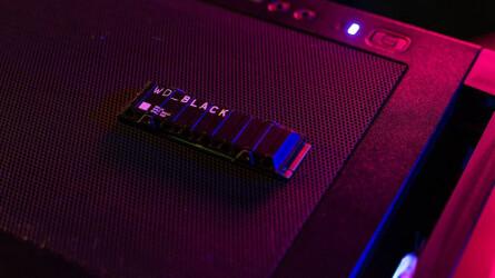 SSD-накопитель от Western Digital для PlayStation 5