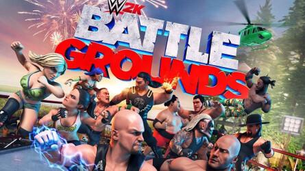 Предложение на выходные в PS Store — Скидка 30% на WWE 2K Battlegrounds