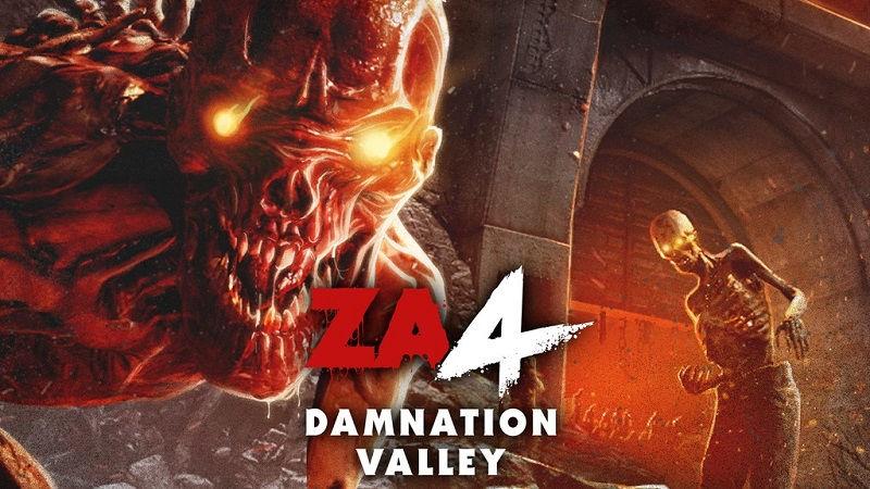 Релизный трейлер Zombie Army 4: Dead War — Проклятая долина