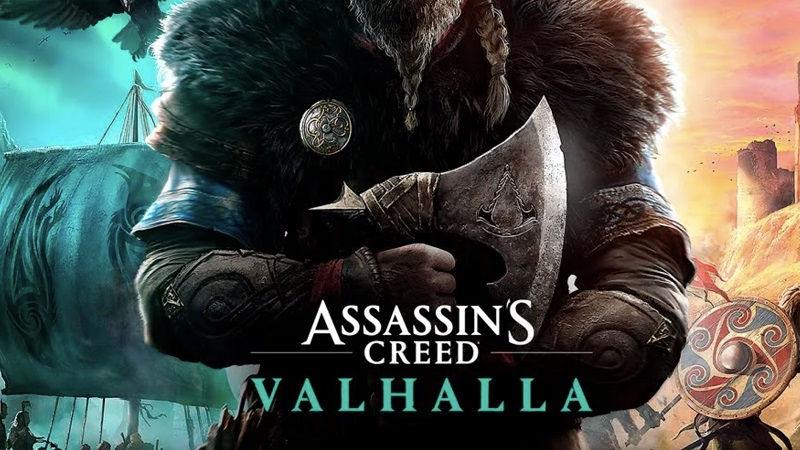 Кинематографический рекламный ролик Assassin's Creed Valhalla